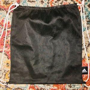 adidas one sided mesh versatile backpack black